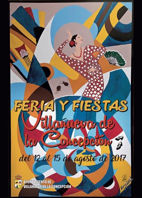 Feria de Villanueva de la Concepción 2017 (del 12 al 15 de agosto)
