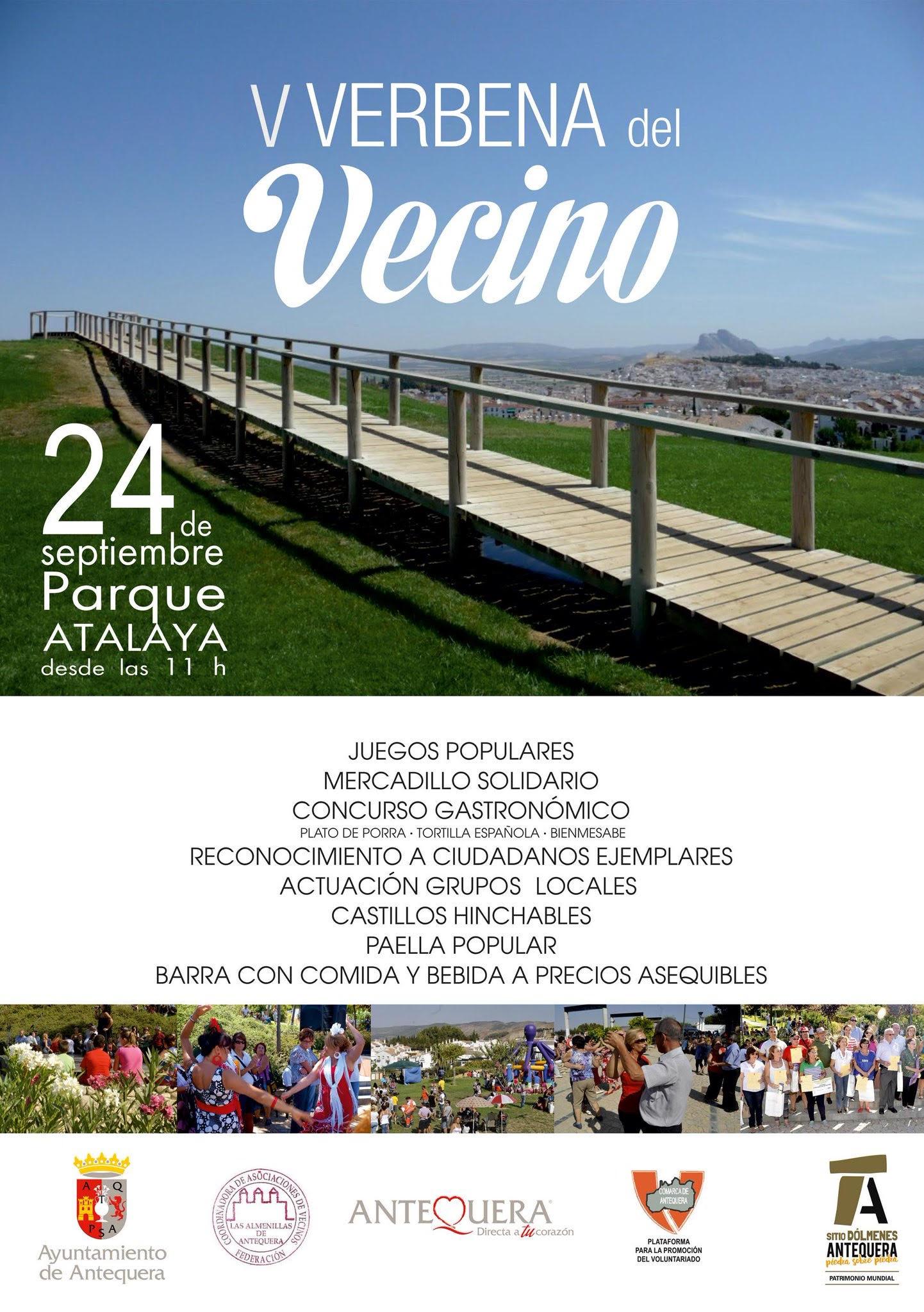 V Verbena del Vecino en Antequera (24.sep.2017)