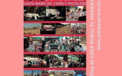 Feria Santa María del Cerro y Pastelero 2018 (13,14 y 15 de julio)