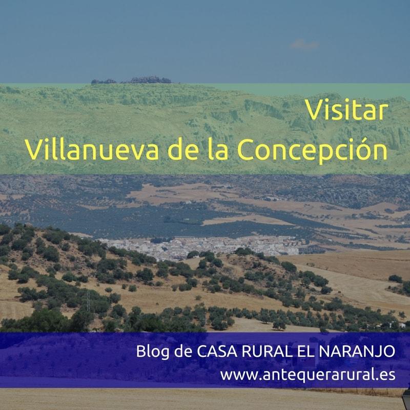 Visitar Villanueva de la Concepción