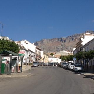 Paseo por Villanueva de la Concepción en septiembre