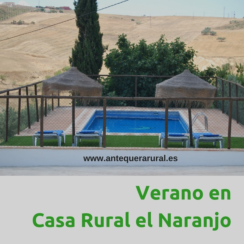 Verano en Casa Rural el Naranjo