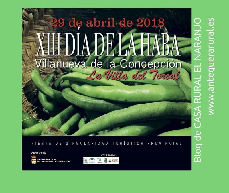 XIII Día de la haba (29.abril.2018)